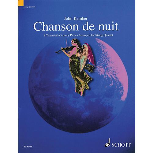 Schott Chanson de Nuit (Night Song) Schott Series Arranged by John Kember