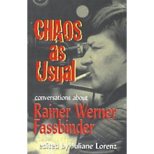 Applause Books Chaos as Usual Applause Books Series Softcover Written by Marion Schmid