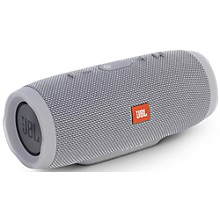 Charge 3 Portable Bluetooth Speaker Gray