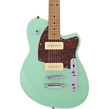 Open Box Reverend Charger 290 Maple Fingerboard Electric Guitar