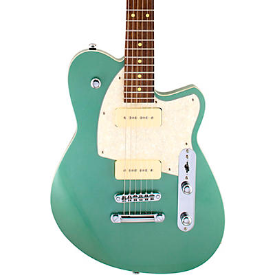 Reverend Charger 290 Roasted Pau Ferro Electric Guitar