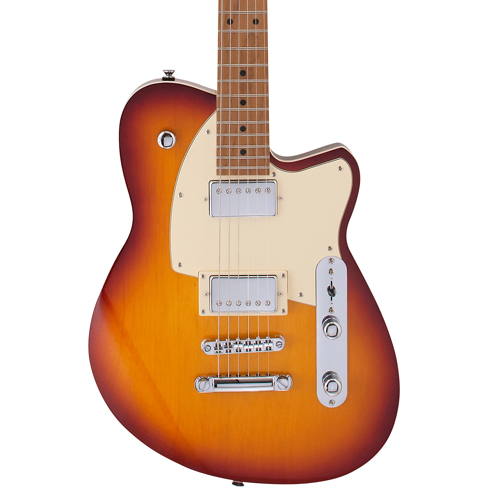 Reverend Charger HB Maple Fingerboard Electric Guitar