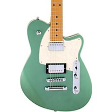 Charger HB Roasted Maple Fingerboard Electric Guitar Metallic Alpine
