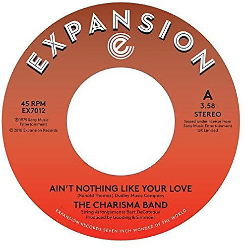 Alliance Charisma Band - Ain't Nothing Like Your Love / Bless The Day