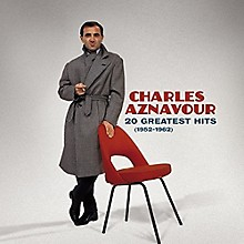 Charles Aznavour - 20 Greatest Hits (1952-1962)
