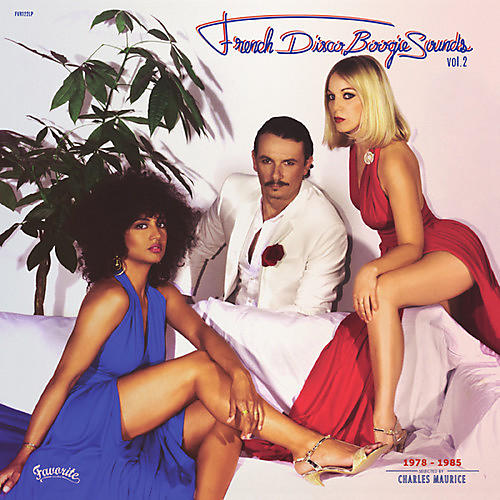 Alliance Charles Maurice - French Disco Boogie Sounds 1978-1985: Selected By