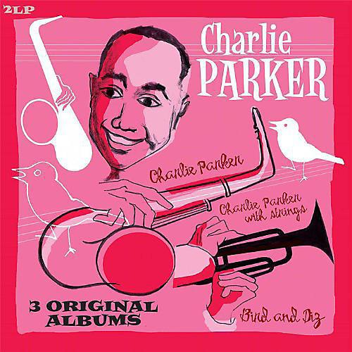 Alliance Charles Mingus - Bird and Diz + Charlie Parker + Charlie Parker Wit