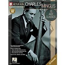 Hal Leonard Charles Mingus - Jazz Play Along Volume 68 Book with CD