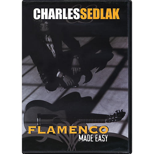 Music Star Productions Charles Sedlak: Flamenco Guitar Made Easy DVD