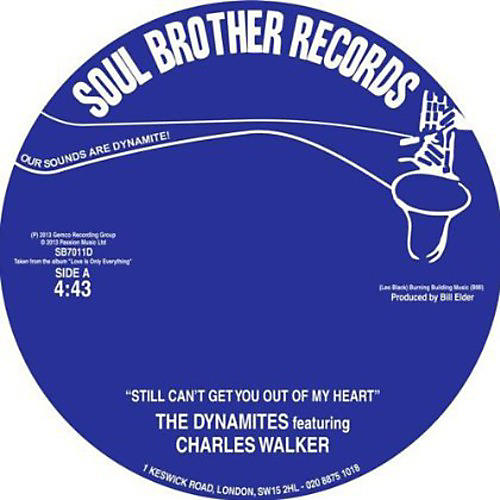 Alliance Charles Walker - Still Can't Get You Out of My Heart/Give Up on Liv