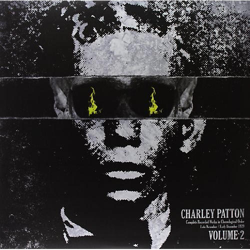 Alliance Charley Patton - Complete Recorded Works In Chronological Order, Vol. 2
