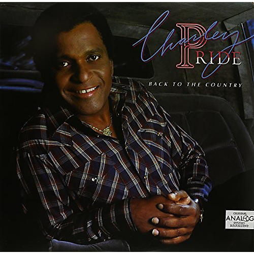 Alliance Charley Pride - Back to the Country