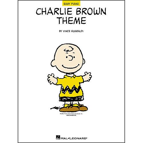 Hal Leonard Charlie Brown Theme