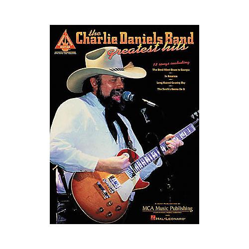 Hal Leonard Charlie Daniels Band - Greatest Hits Guitar Tab Book