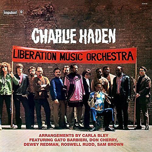 Alliance Charlie Haden - Liberation Music Orchestra