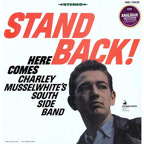 Alliance Charlie Musselwhite - Stand