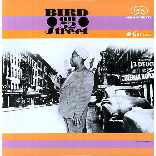 Alliance Charlie Parker - Bird on 52nd Street