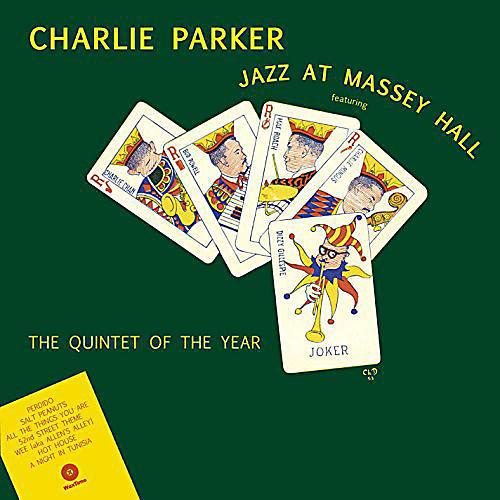Alliance Charlie Parker - Jazz at Massey Hall