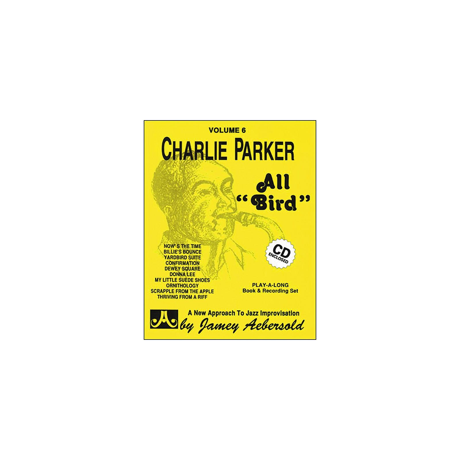 Jamey Aebersold Charlie Parker-All