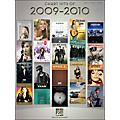 Hal Leonard Chart Hits Of 2009-2010 arranged for piano, vocal, and guitar (P/V/G) thumbnail