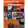 Hal Leonard Chart Hits Of 2013-2014 For Ukulele thumbnail
