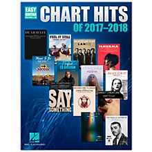Hal Leonard Chart Hits of 2017-2018 - Easy Guitar Softcover - TAB