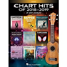 Hal Leonard Chart Hits of 2018-2019 Ukulele Songbook
