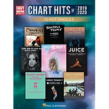 Hal Leonard Chart Hits of 2019-2020 Easy Guitar Songbook