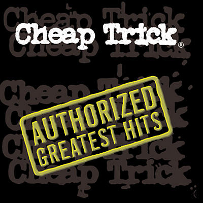 Cheap Trick - Authorized Greatest Hits (CD)