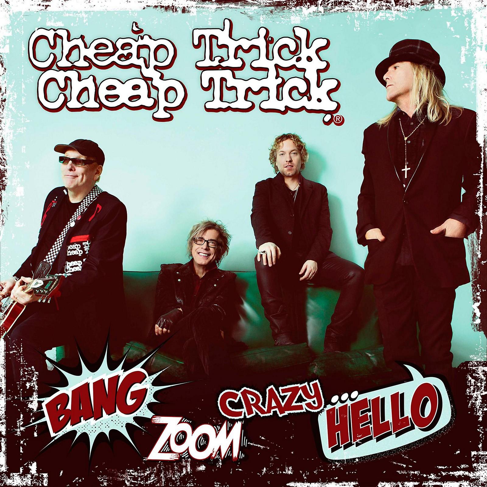 Universal Music Group Cheap Trick - Bang Zoom Crazy Hello LP