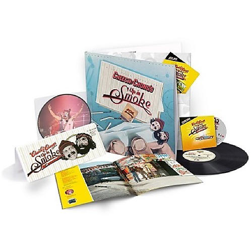 Alliance Cheech & Chong - Cheech & Chong's Up in Smoke (40th Anniversary Deluxe Collection)
