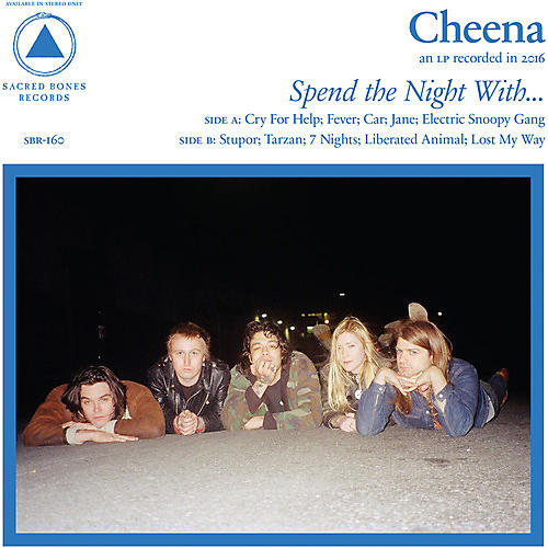 Alliance Cheena - Spend The Night With