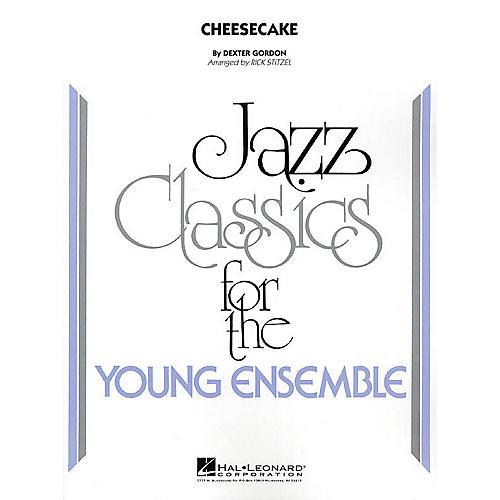 Hal Leonard Cheesecake Jazz Band Level 3 Arranged by Rick Stitzel