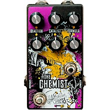 Open Box Matthews Effects Chemist V2 Octave, Chorus, Phaser Effects Pedal
