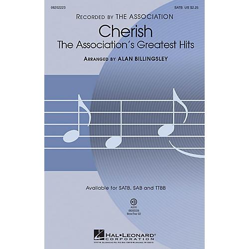 Hal Leonard Cherish (The Association's Greatest Hits) (Medley) SAB Arranged by Alan Billingsley