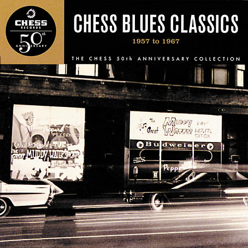 Music CD Chess Blues Classics 1957-1967 Volume 2 (CD)