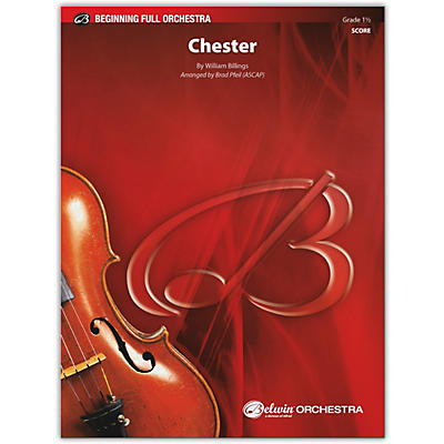 BELWIN Chester Conductor Score 1.5