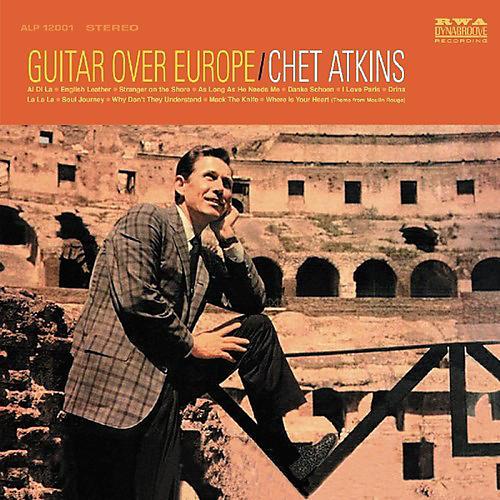 Alliance Chet Atkins - Guitar Over Europe