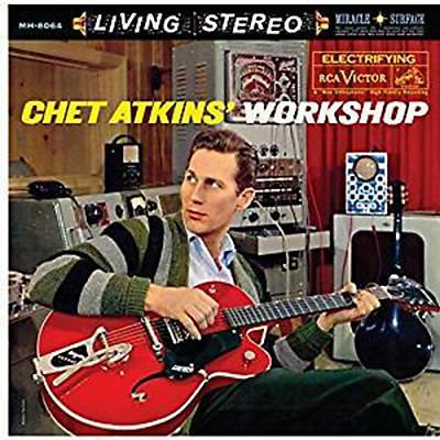 Chet Atkins - Workshop