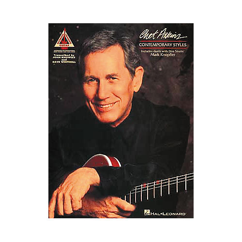 Hal Leonard Chet Atkins Contemporary Styles (Tab)