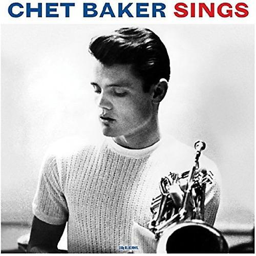 Alliance Chet Baker - Chet Baker Sings (Blue Vinyl)
