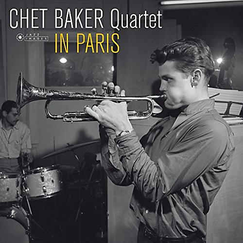 Alliance Chet Baker - In Paris (Photo Covery By Jean-Pierre Leloir)
