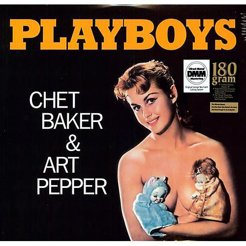 Alliance Chet Baker - Playboys
