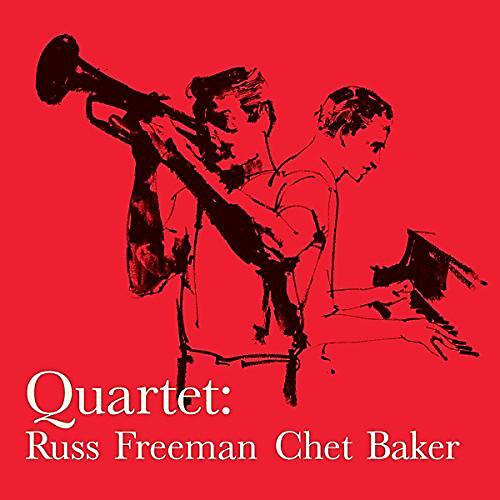 Alliance Chet Baker - Quartet With Russ Freeman + 1 Bonus Track
