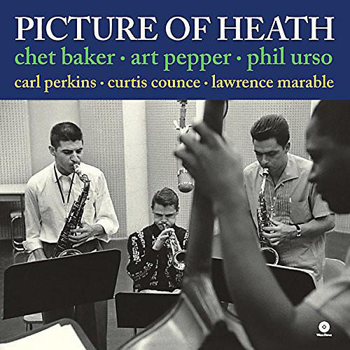Alliance Chet Baker & Art Pepper - Picture of Heath