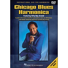 Hal Leonard Chicago Blues Harmonica DVD - Featuring Billy Boy Arnold