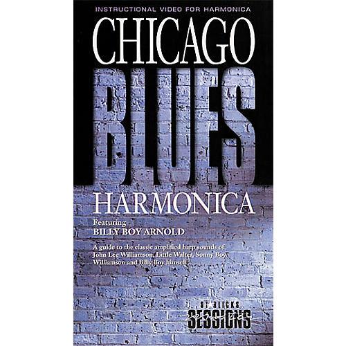 Hal Leonard Chicago Blues Harmonica Video