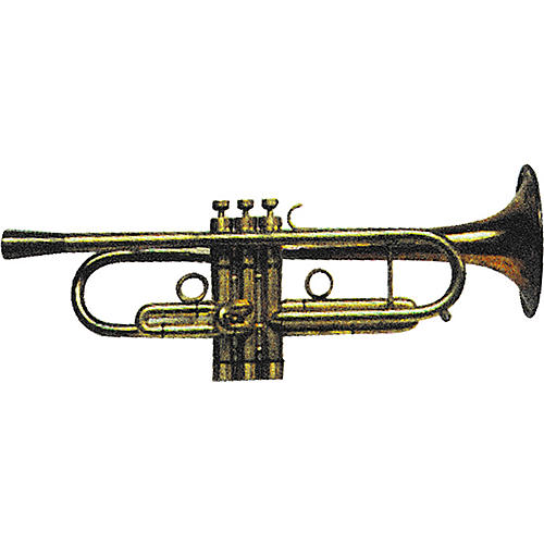 Taylor Trumpets Chicago Standard Professional Bb Trumpet