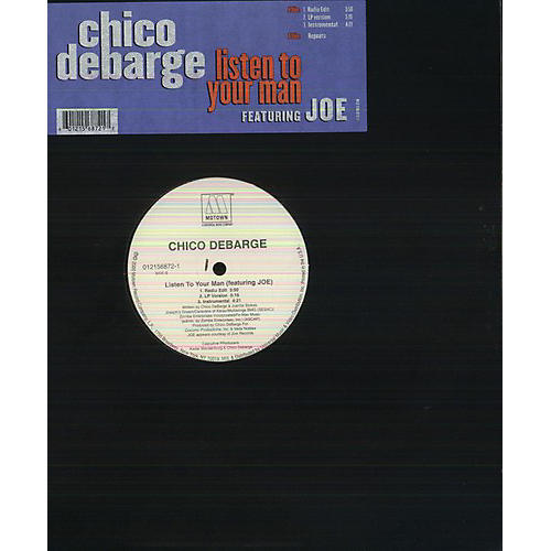 Alliance Chico DeBarge - Listen to Your Man