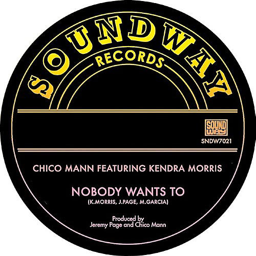 Alliance Chico Mann - Nobody Wants To